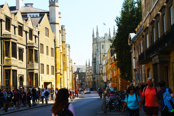 Whatturned a boggy medieval town into a world-class university city? Join one of our engaging local guides on the University Walk and encounter the key ideas, people and movements which haveformed and reformed Cambridge University and its colleges over 8 eventful centuries. Starting at the iconic 12th-century Round Church, you'll proceed around the city's historic centre,uncovering the manifold ways in which Christian faith and practice have given shape to Cambridge University throughout its history. The University Walk departs at 2:15pm every day from the inside of the Round Church and takes between 90 minutes and 2 hours. Entrance to the exhibitions at the Round Church Visitor Centreis included in the walk price.