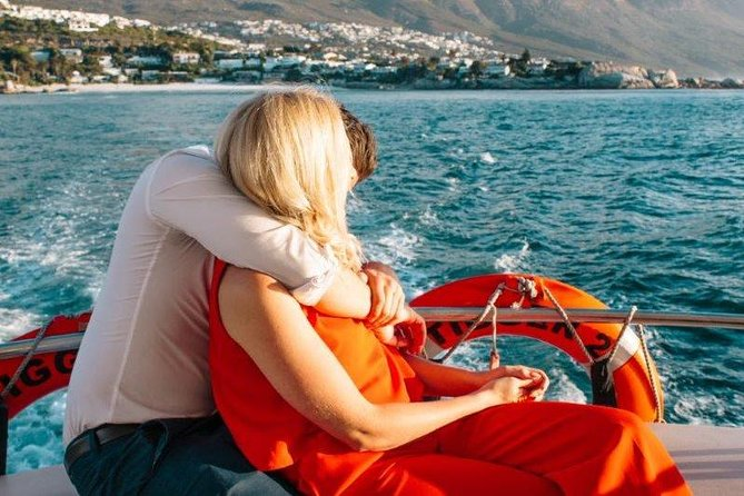 Private Romantic Sunset & Dinner Cruise For 2 Only, Ciudad del Cabo, South Africa