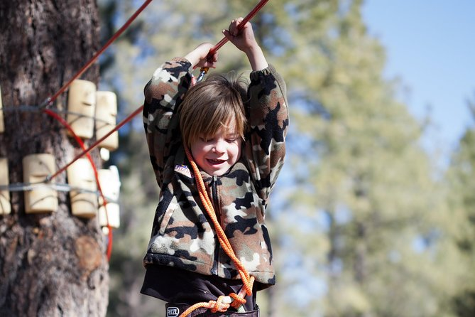 Flagstaff Extreme Adventure Course-Kids Course, Flagstaff, AZ, ESTADOS UNIDOS