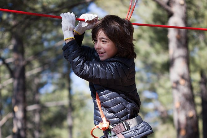 Flagstaff Extreme Adventure Course-Kids Course, Flagstaff, AZ, UNITED STATES