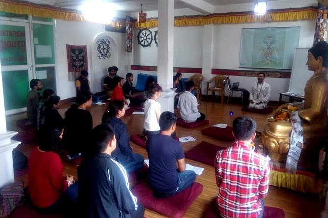 The Boudhanath Yoga Experience in Nepal, Katmandu, NEPAL