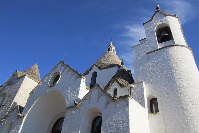 Trulli of Alberobello Half-Day Tour with transfer, Brindisi, ITALIA
