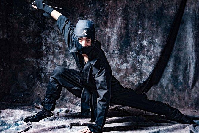 MÁS FOTOS, Ninja Cosplay Experience