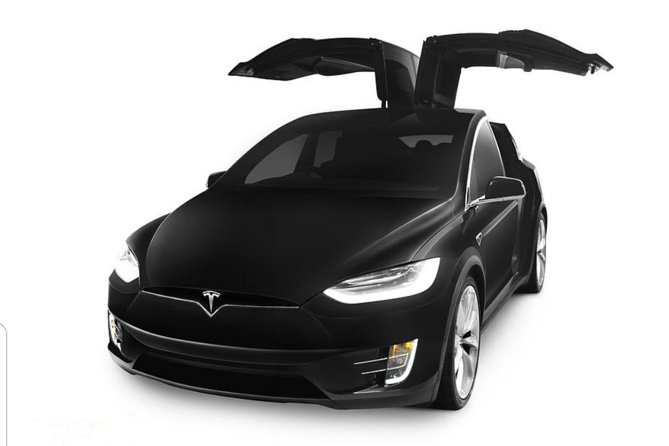 * One-way Private transfer between San Francisco International Airport to and from your San Francisco destination. <br>* Ride in style in a Tesla Model X. <br>* Driver will monitor your flight when pick up is from the airport. Please provide airline and flight number. <br>* Seats up to 6 passengers (with small hand carries only). Comfortably seats up to 4 passengers (with 4 big regular size luggage and small hand carries).