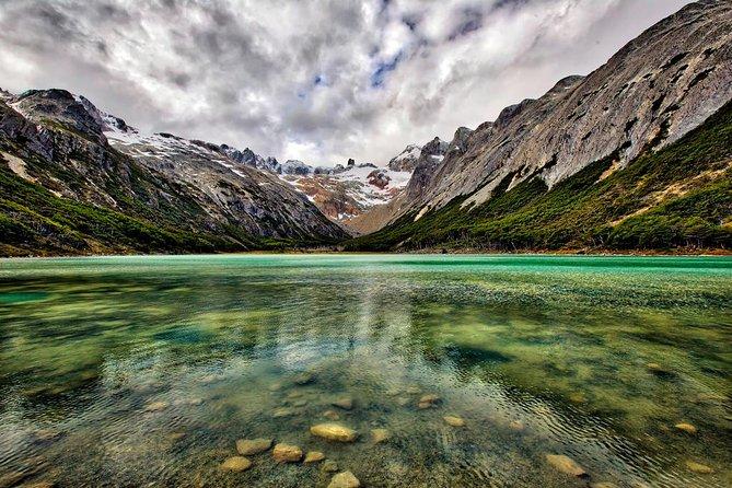 Senderismo a la Laguna Esmeralda, Ushuaia, ARGENTINA