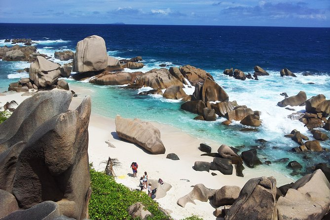 Enjoy the most beautiful nature tour and visit the secluded Anse Marron beach in the south of La Digue island in Seychelles! With a local professional and knowledgeable guide you will have a safe and exciting journey and will learn a lot about fascinating nature of Seychelles islands. Your tour also included a light lunch at Anse Marron beach and a transfer during the trip.