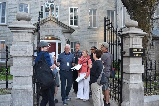 Quebec City Walking Tour: Meet a Local!, Quebec, CANADA