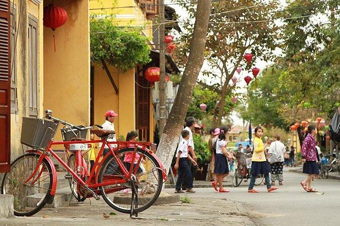 Shore Excursion: Half-Day Hoi An City Tour from Da Nang Port, ,