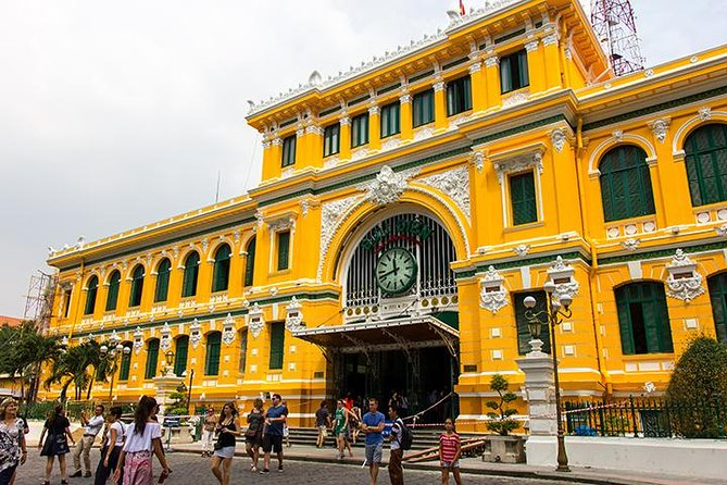 Shore Excursion: Half-day Ho Chi Minh City Tour from Phu My Port, ,
