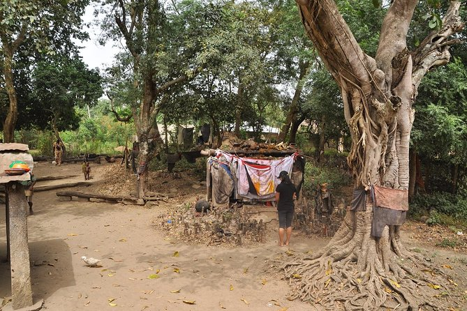 2-Day Voodoo Tour with a Stay in a Remote Voodoo Village, Leme, TOGO