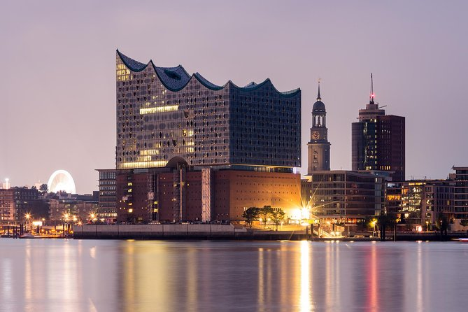 Explore the wonders of the Elbphilharmonie, one of the largest and most acoustically advanced concert house in the world and Hamburg's newest landmark. A friendly guide explains the history of its construction as you admire the building and spectacular views over the Elbe River.