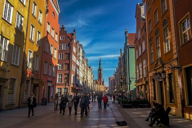 Explore highlights of Gdansk, Sopot and Gdynia during 1-day tour lead by your private guide. At first we will pick you up from your hotel in Tricity or from the port. It's a private tour so the program of the tour will be adjusted to fit your needs. <br><br> Highlights: <br> • Explore Gdansk, Sopot and Gdynia on a private 7-hours guided tour<br> • See the highlights of Gdańsk, Gdynia and Sopot (most important places, museums, attractions, monumnets, views and learn it's history)<br> • Enjoy delicious polish tradition lunch in one of the best Gdansks restaurant (own expense)<br> • Learn the background story and hear historical facts about the metropolitan area<br> • Get picked up and dropped off at your hotel in Gdansk, Gdynia, Sopot or Tricity Ports<br> • Have a great time with your friends or family!