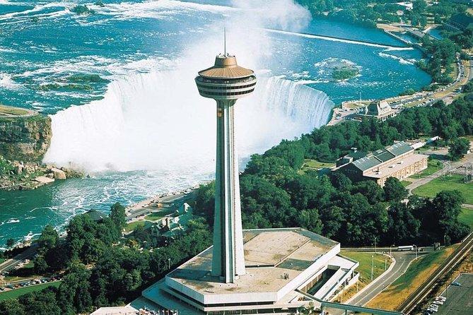 All inclusive Toronto city Day Tour From Niagara Falls, Cataratas del Niagara, NY, ESTADOS UNIDOS