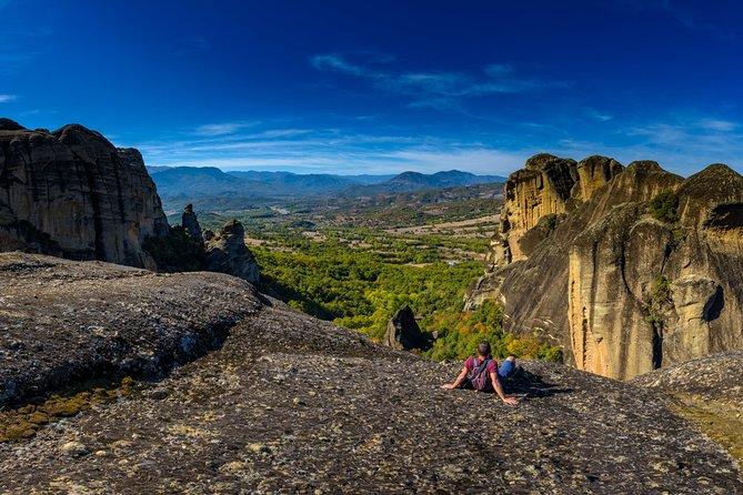 Meteora Hike with Transport from Kalambaka, Meteora, GRECIA