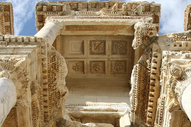 Small-Group Tour: Half-Day Ancient Ephesus Tour With House of Virgin Mary, Kusadasi, Turkey