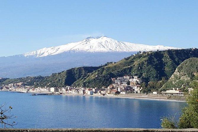 Mount Etna and Taormina, ,