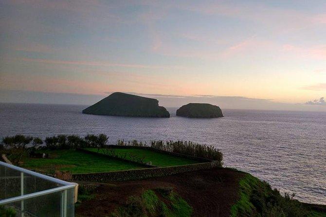 Alrededor de la isla: recorrido de día completo en monovolumen, Terceira, PORTUGAL