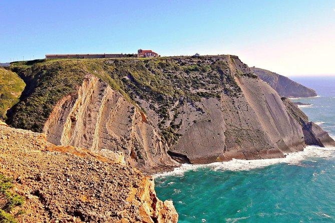 Arrábida, Sesimbra e Palmela - Castelos e vistas do oceano - Excursão particular de dia inteiro com 4x4, Distrito de Setúbal, PORTUGAL