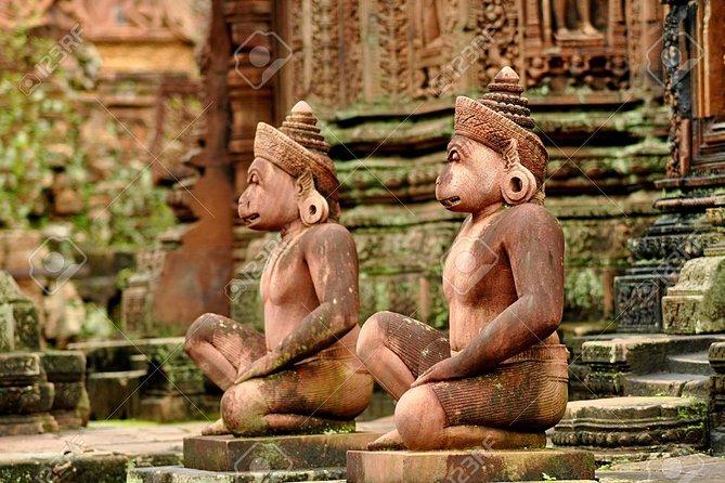Rolouse Group Beng Mealea Banteay Srei Sunset Temple, Siem Reap, CAMBOYA