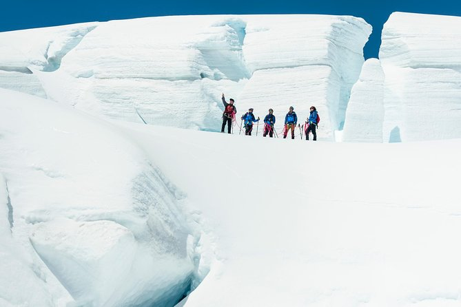 The Wigley: Top of the Tasman Glacier Hike, Canterbury, NOVA ZELÂNDIA