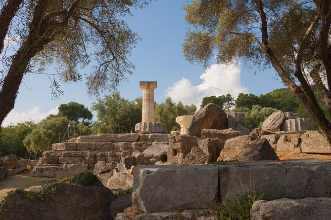 Take in the main sites of Katakolon and Olympia, which was the birthplace of the Olympic Games. Visit a local olive oil factory or a honey bee farm and the area's nicest beach.