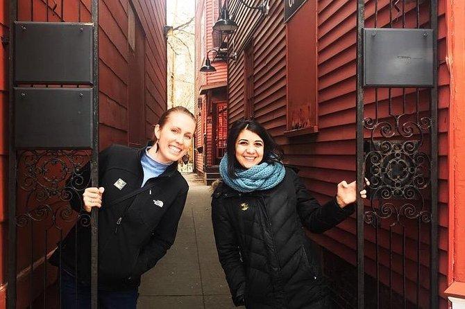 Harvard Square Cambridge Food & Walking Tour, Cambridge, MA, ESTADOS UNIDOS