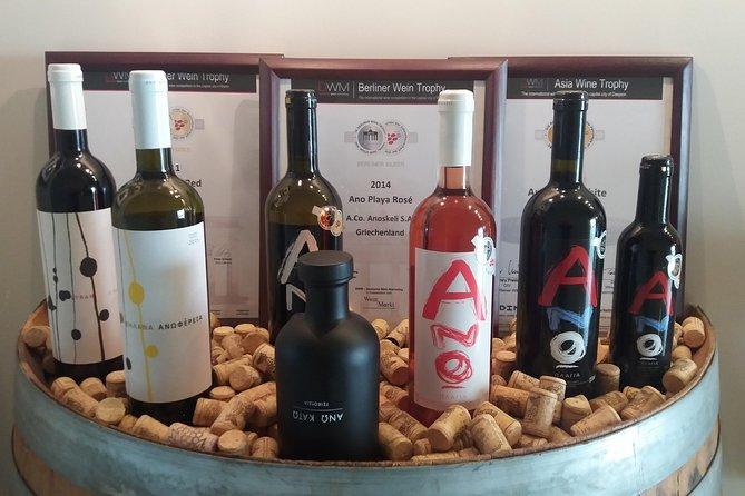 Wine & Olive Oil Tastings - Semi Private Safari Tour, ,