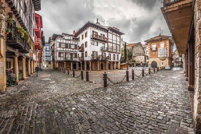 Biarritz, Saint Jean De Luz, Hondarribia And San Sebastian, Bilbao, ESPAÑA