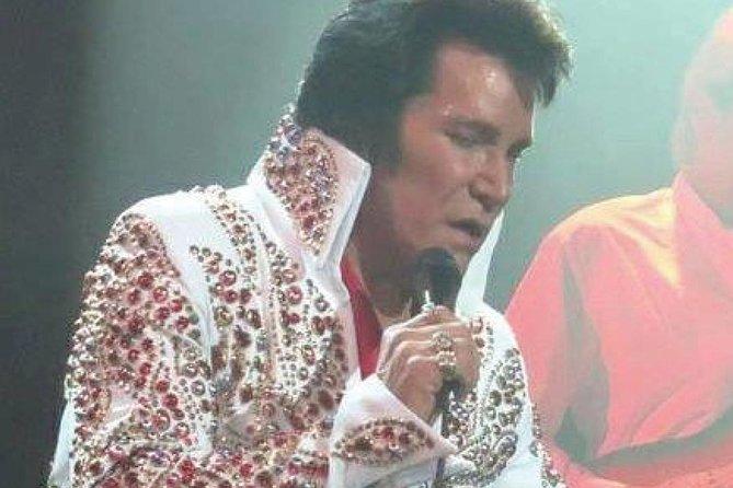 Jerry Presley's Elvis Live! Concert, Branson, MO, ESTADOS UNIDOS