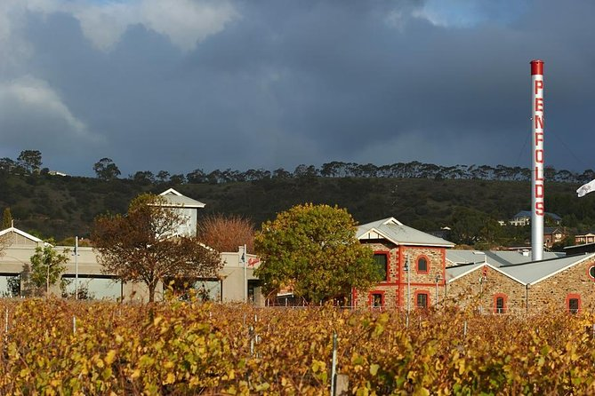Nestled in the foothills of Adelaide with views over the city, Magill Estate is one of the worlds few urban single vineyards only a 15-minute drive from Adelaide city. The historic Penfolds Magill Estate is the original home of Penfolds wines and of Australia's most prized wine, the Grange.