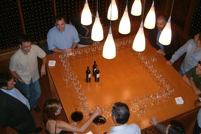 Legaris Full Range Tasting (9 wines) and Self Guided Winery Tour, Valladolid, ESPAÑA