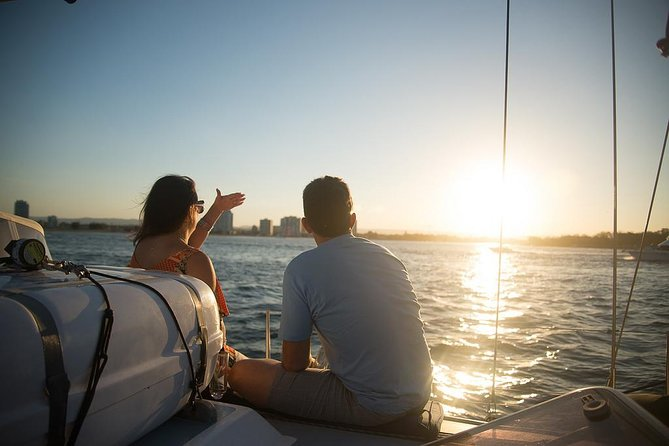 Gold Coast Sunset Cruise with sparkling wine & nibbles platter, Gold Coast, AUSTRALIA
