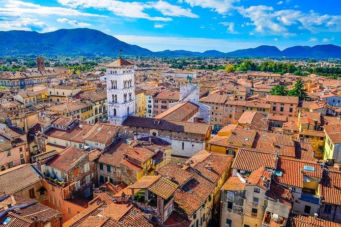 MÁS FOTOS, Lucca Barga and Garfagnana Hills Full-Day Trip by Minivan from Pisa