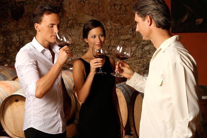 Your tour will start by visiting a typical medieval village placed on the hill that overlooks Lucca's plain.<br><br>The, in the winery, the owner or a qualified guide, will guide you inside the winery. During your visit, you will learn about the olive, food and wine that is produced here.