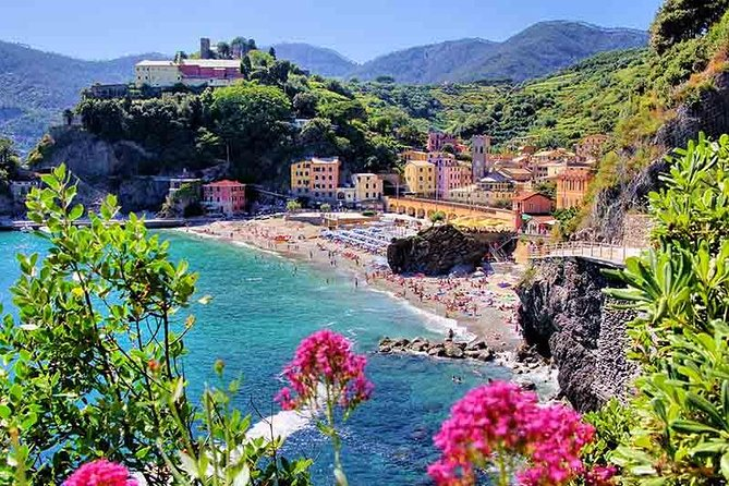 Your full-day Cinque Terre and Pisa shore excursion is a must when visiting Italy. Your knowledgeable guide will show you the picturesque villages scattered along the beautiful Mediterranean coast. Your private tour will have a maximum of 8 people per booking (more people will be accommodate in 2 tours group). Round-trip transport from the Livorno port is included.