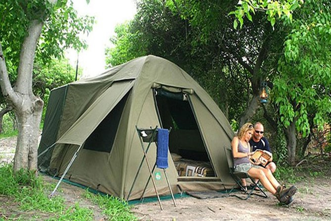 Chobe National Park Camping Safari From Victoria Falls (1 Day and 1 Night), Cataratas Victoria, ZIMBABUE