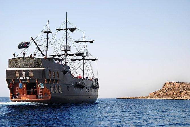 Mega Day Black Pearl Cruise from Ayia Napa, Ayia Napa, CHIPRE