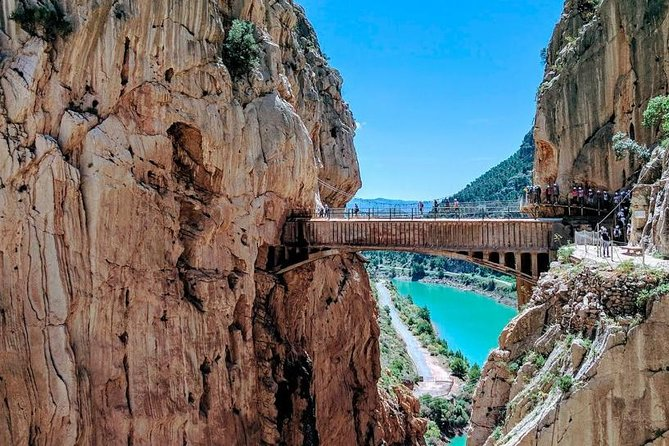 Visita guiada: Caminito del Rey desde Málaga, Malaga, ESPAÑA