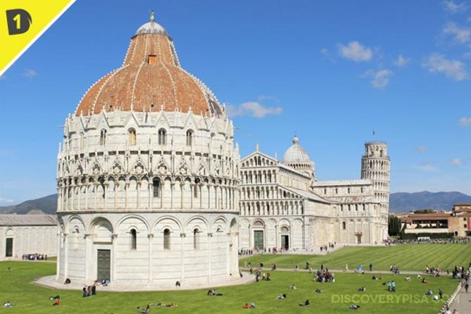 MÁS FOTOS, Square of Miracles guided tour with Leaning Tower ticket (option)
