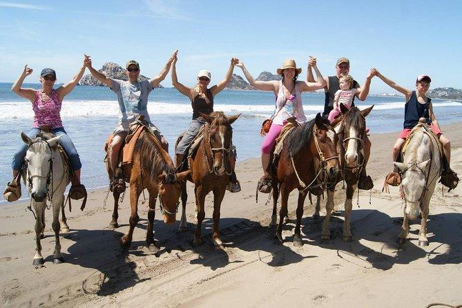 Horse Riding on Patara Beach, Fethiye, TURQUIA