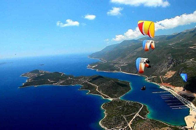 MÁS FOTOS, Tandem Paragliding in Kas