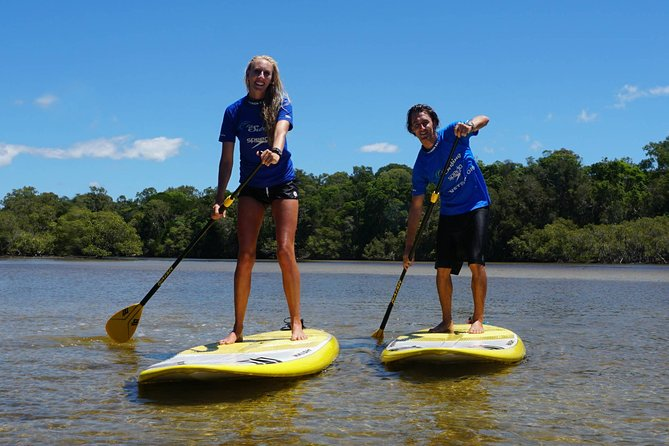 Stand Up Paddle Boarding Byron Bay, Byron Bay, AUSTRALIA
