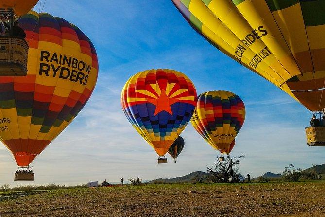 Sunrise Hot Air Balloon Ride from Phoenix, Phonix, AZ, ESTADOS UNIDOS