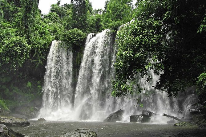 We will visit Phnom Kulen (Kulen Mountain) which is an isolated chain of moutains in the Dangrek Mountain Range. It stretches for around 40km and is about 45km outside of Siem Reap town. At the highest point, the mountain reaches 487m and it averages above 400m across the range.In the afternoon, we'll head over to Banteay Srei temple which is located about 37km away from Siem Reap town. You'll also have the opportunity to stop at a local community along the way and I will help you to experience the daily life of the locals living there. We can also taste some palm wine and palm sugar (depending on the season) and try other local products.