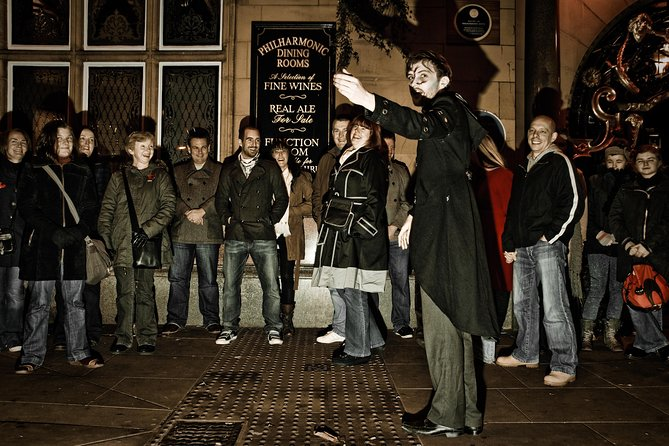 Dig up Liverpool's spine-chilling past on this 1.5-hour ghost walking tour. With your enthusiastic guides leading the way, see some of the city's most haunted sites and learn about the ghostly apparitions who have been sighted over the years. Feel your blood curdle and the hairs on the back of your neck stand on end as you wander down Liverpool's Rodney Street, one of the most haunted streets in northern England. Then, end your tour with a visit to the chilling cemetery at Anglican Cathedral.