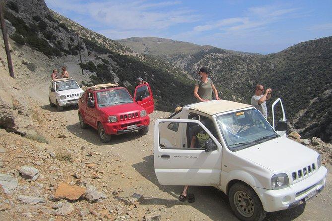 South Crete Preveli Beach and Kourtaliotiko Gorge 4x4 Adventure with Lunch, La Canea, GRECIA