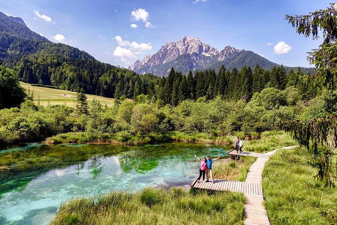 A day trip wichs name itself tells you it is all about wonders of nature. The trip combines the best of the best on the sunny side of Alps. We will drive you to the amazing the Triglav National Park experience where among other the highlights will be the 7 Alpine wonders. Explore the Triglav National Park with us and discover gems such as Waterfall Peričnik, natural reserve Zelenci, the glacier lake Predel (on the Italian side), the amazing Soča gorge, famous Pagan Girl on Vršič Pass and relax at Lake Jasna. <br><br>To take a beautiful picture with a stunning background, relax and recharge yourself in a pure peace of nature or simply admire the beautiful surrounding. <br><br>The trip is made for all nature lovers visiting Slovenia to see the highlights of our Julian Alps and Triglav National park in a day.To make it even better you can upgrade the trip with a bit of adventure, to explore the Soča gorge with rafting or zip line.