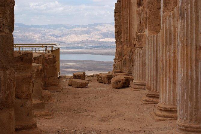 MÁS FOTOS, Tour of Masada-Dead Sea and Qumran from Jerusalem
