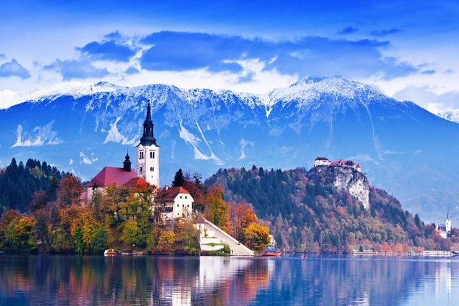 Lake Bled &Ljubljana- 8hr Small Group Shore Experience from Trieste with options, Trieste, ITALIA