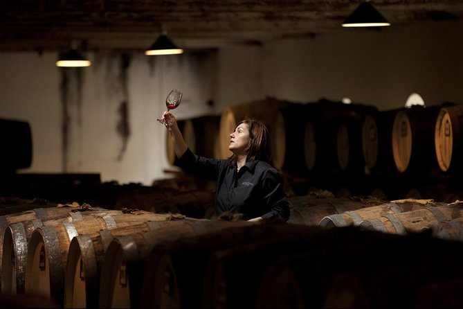This tour offers the rare opportunity for visitors to try their own birth year vintage Tawny directly from the barrel. Join one of our wine educators in the renowned Centennial Cellar and sip on a wine as old (or young) as you are...